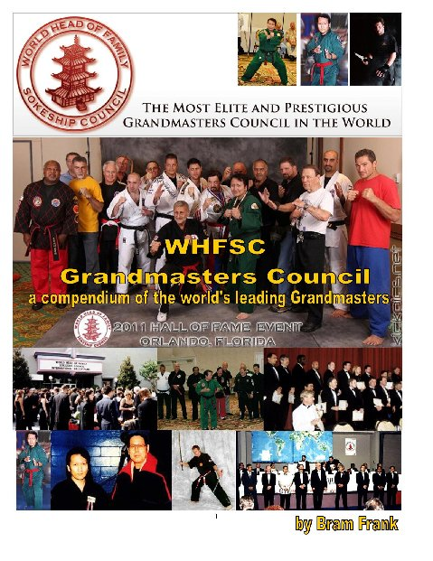2013 book on the WHFSC Grandmasters Council - written by GM Bram Frank. Available through Lulu, Amazon.com and Barnes & Nobles